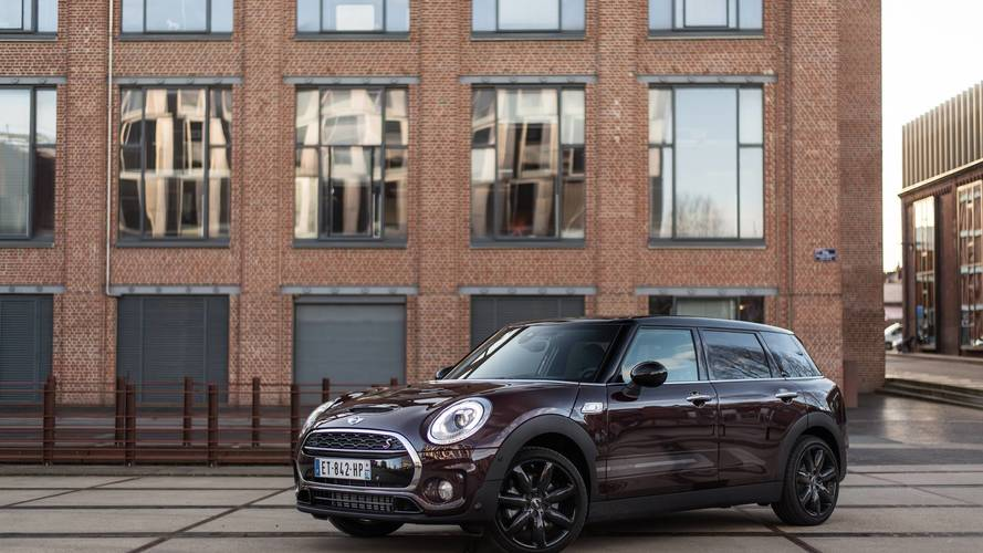 Mini Clubman Kensignton Edition