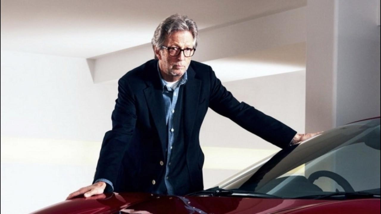 [Copertina] - La Ferrari F40 di Eric Clapton è in vendita, serve un milione di euro [VIDEO]