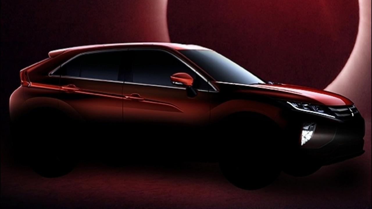 [Copertina] - Mitsubishi Eclipse Cross, ecco il SUV compatto per Ginevra