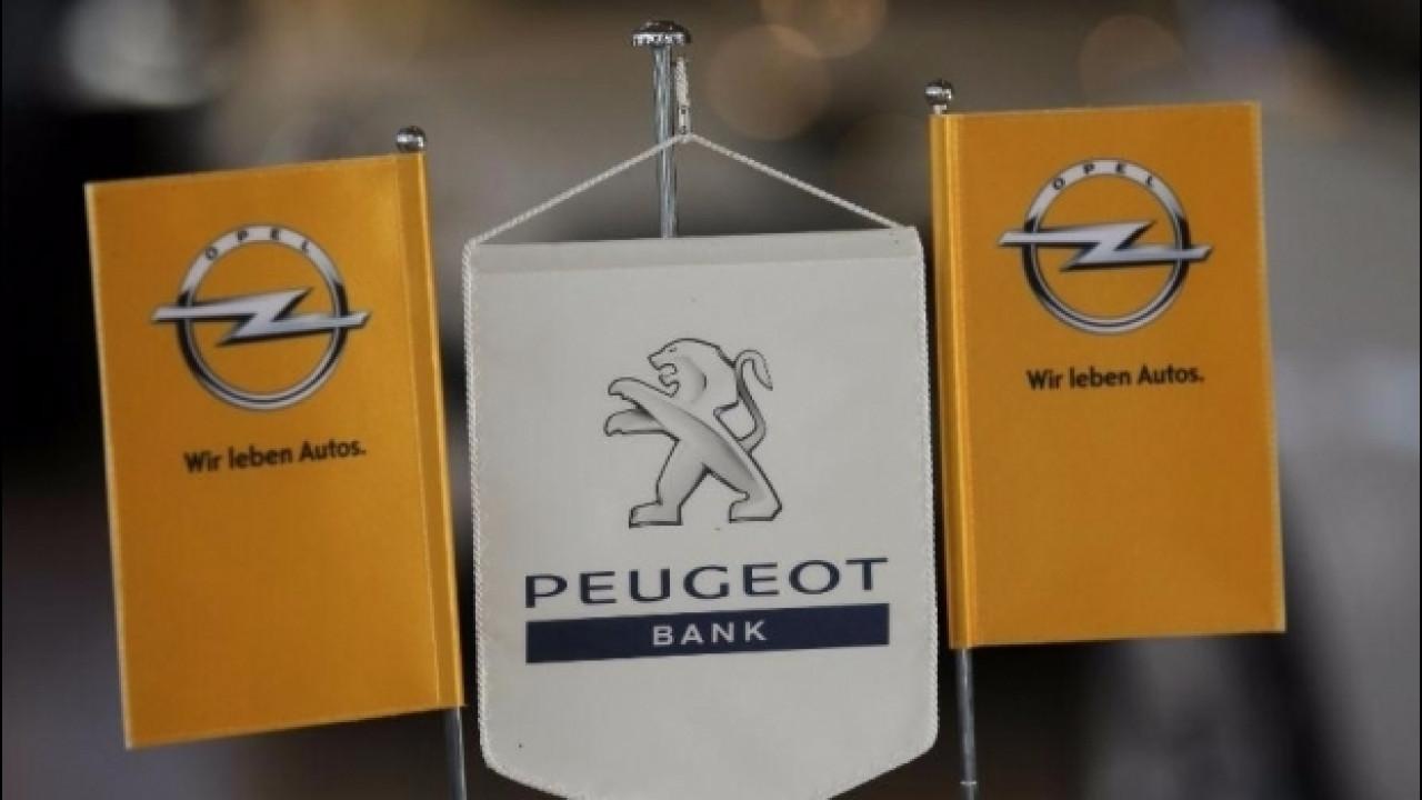 [Copertina] - Peugeot/Citroen e Opel, ipotesi di alleanza
