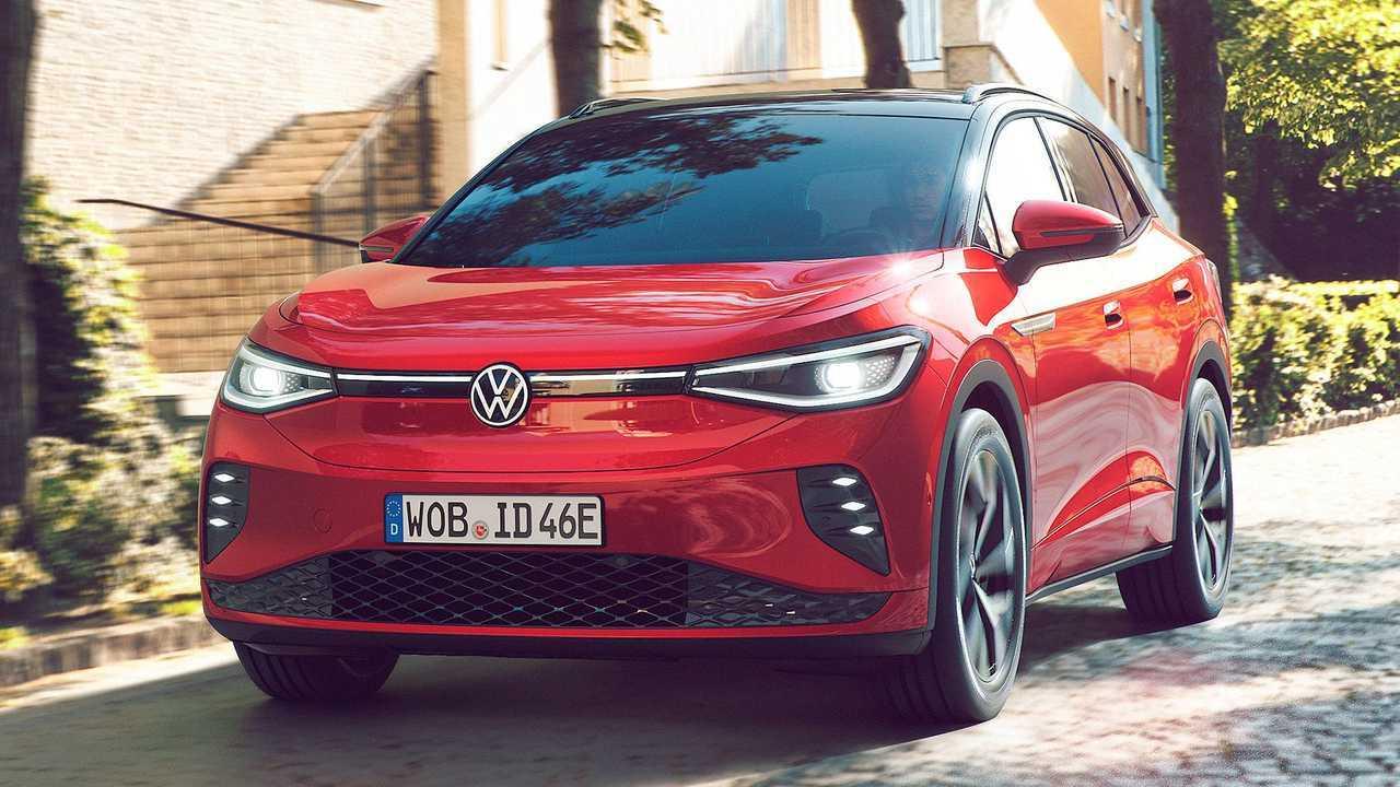 VW stellt den ID.4 GTX mit Allradantrieb vor