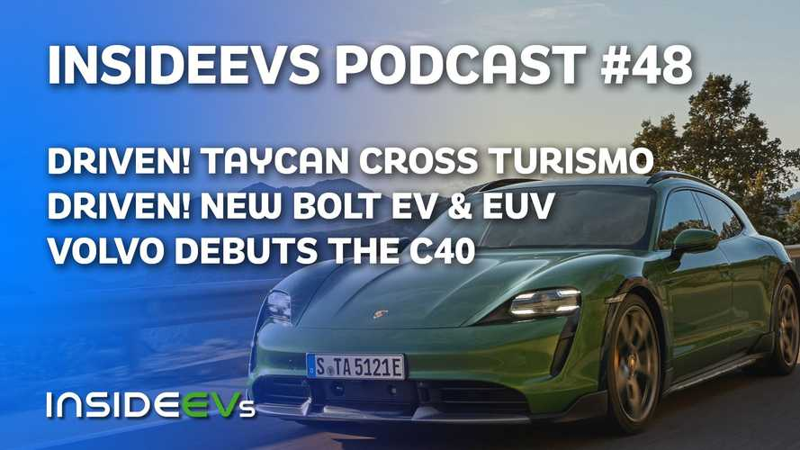 We Drive New Porsche Taycan Cross Turismo And Chevy Bolt EUV