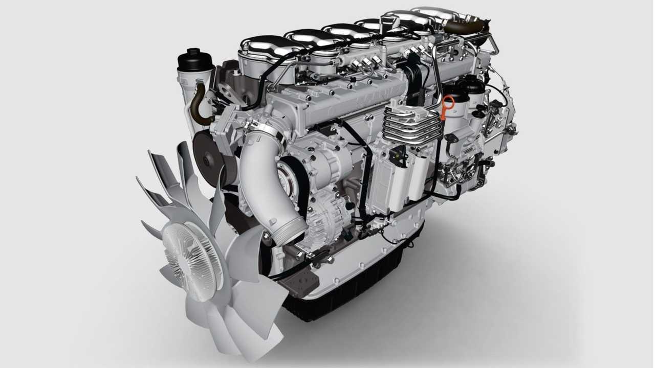 Scania nuovi 6 cilindri 13 litri 2021