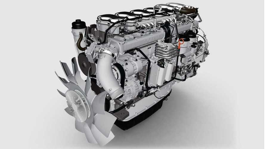 Scania, conto alla rovescia per i nuovi 6 cilindri