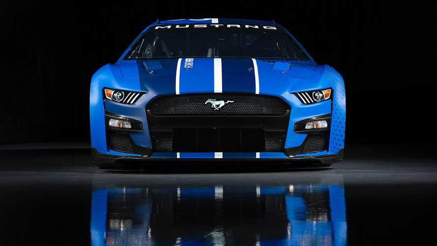 NASCAR Next Gen Cup Cars Revealed From Ford, Chevy, And Toyota