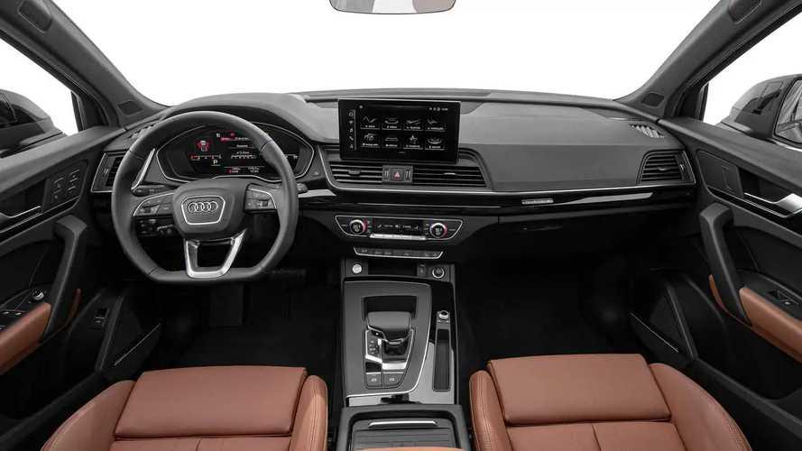 Audi Q5 S-Line Black 2021