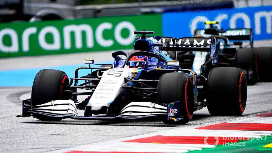 Russell: Set-up direction change has helped lift Williams F1 form