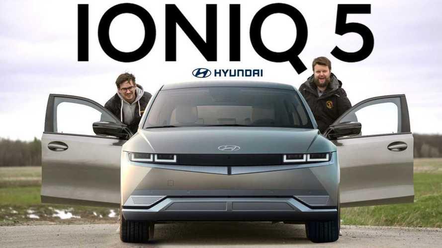 Watch This Hyundai Ioniq 5 Walkaround Video Review
