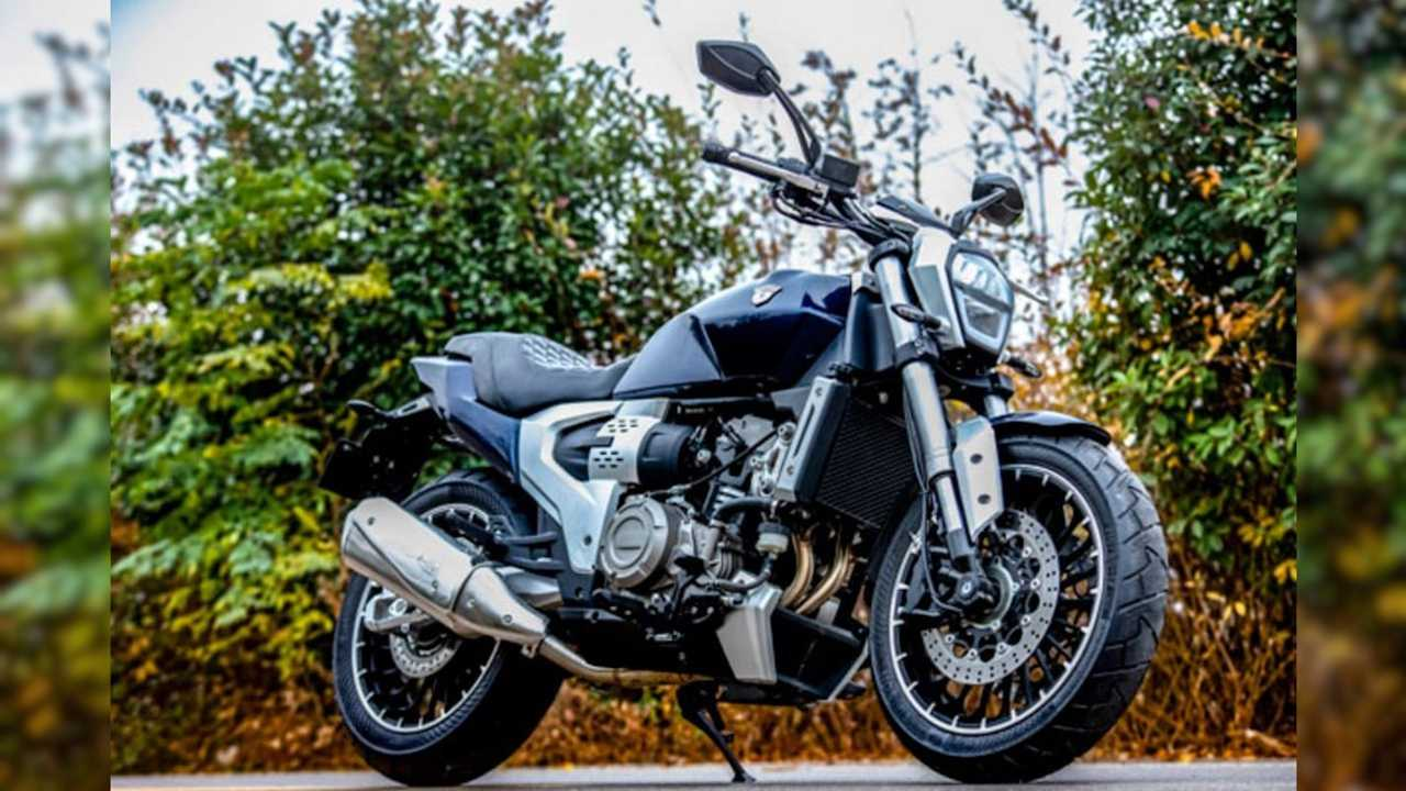 Chinese motorcycle maker Xianglong reveals JSX500i