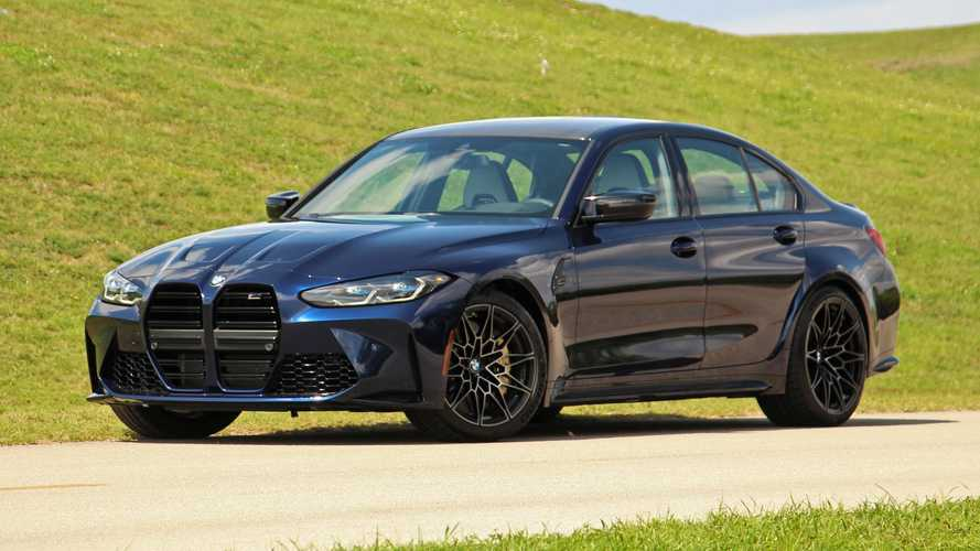 2021 BMW M3 Competition: First Drive
