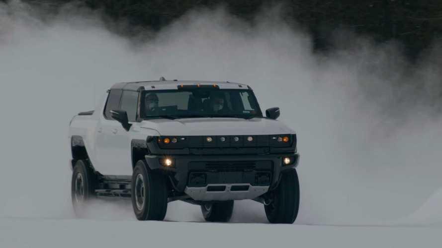 GMC Hummer'ın SUV modelinin tanıtım tarihi belli oldu