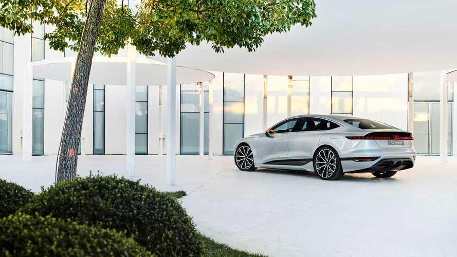 Новые Audi с ДВС исчезнут после 2026 года