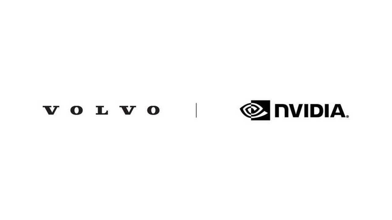 Volvo NVIDIA