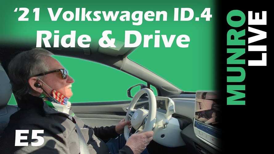 Sandy Munro After VW ID.4 Test Drive: Tesla Has No Need To Worry