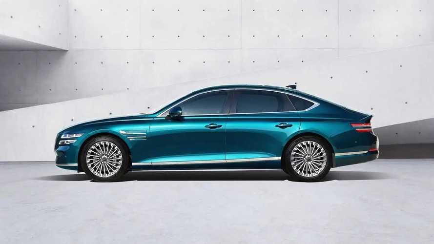 Genesis will Autos bald auch im All-inclusive-Abo anbieten