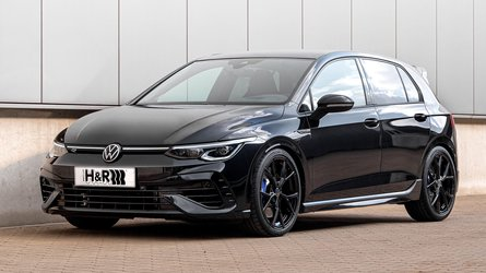 H&R-Sportfedern für den VW Golf R