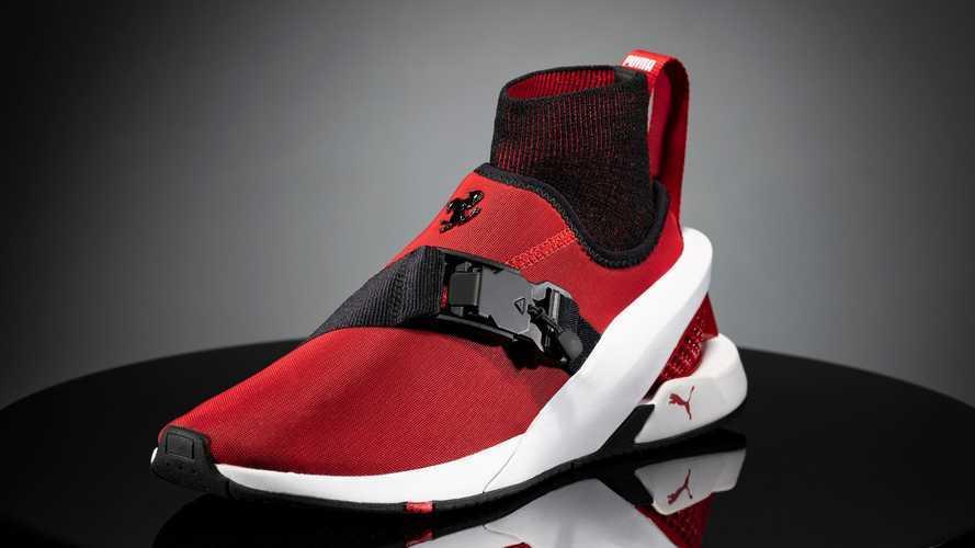 Puma x Ferrari ION F Sneakers