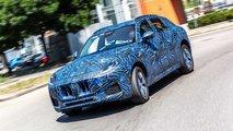 Maserati Grecale: Vorstellung erst im Frühjahr 2022