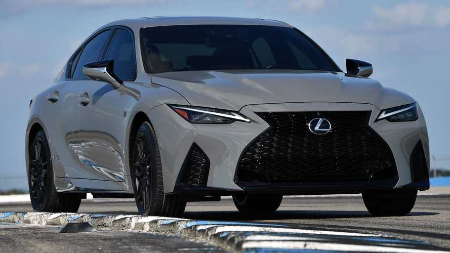 Lexus IS-F Twin-Turbo V8 Could Be On The Way, Toyota Patent Suggests
