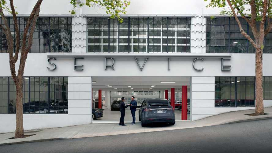 Elon Musk Says Tesla Will Expedite Service Center Openings