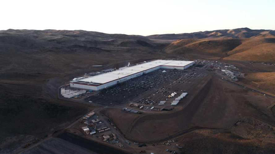 Tesla Gigafactory In Nevada Celebrates One Million Battery Packs