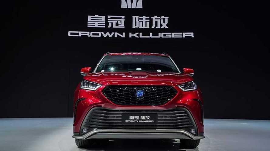 2021 Toyota Crown Kluger