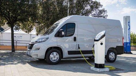 Fiat E-Ducato: Elektro-Transporter mit bis zu 280 km Reichweite