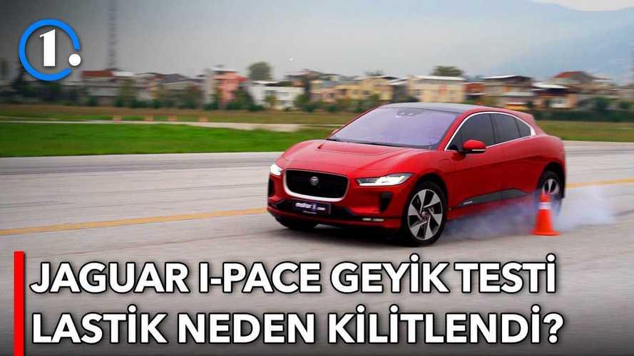 Jaguar I-Pace EV400 HSE | Geyik Testi