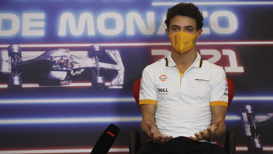 Norris: Being McLaren F1 team leader 'is my goal'
