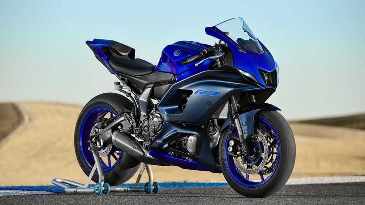 2022 Yamaha YZF-R7 Feature
