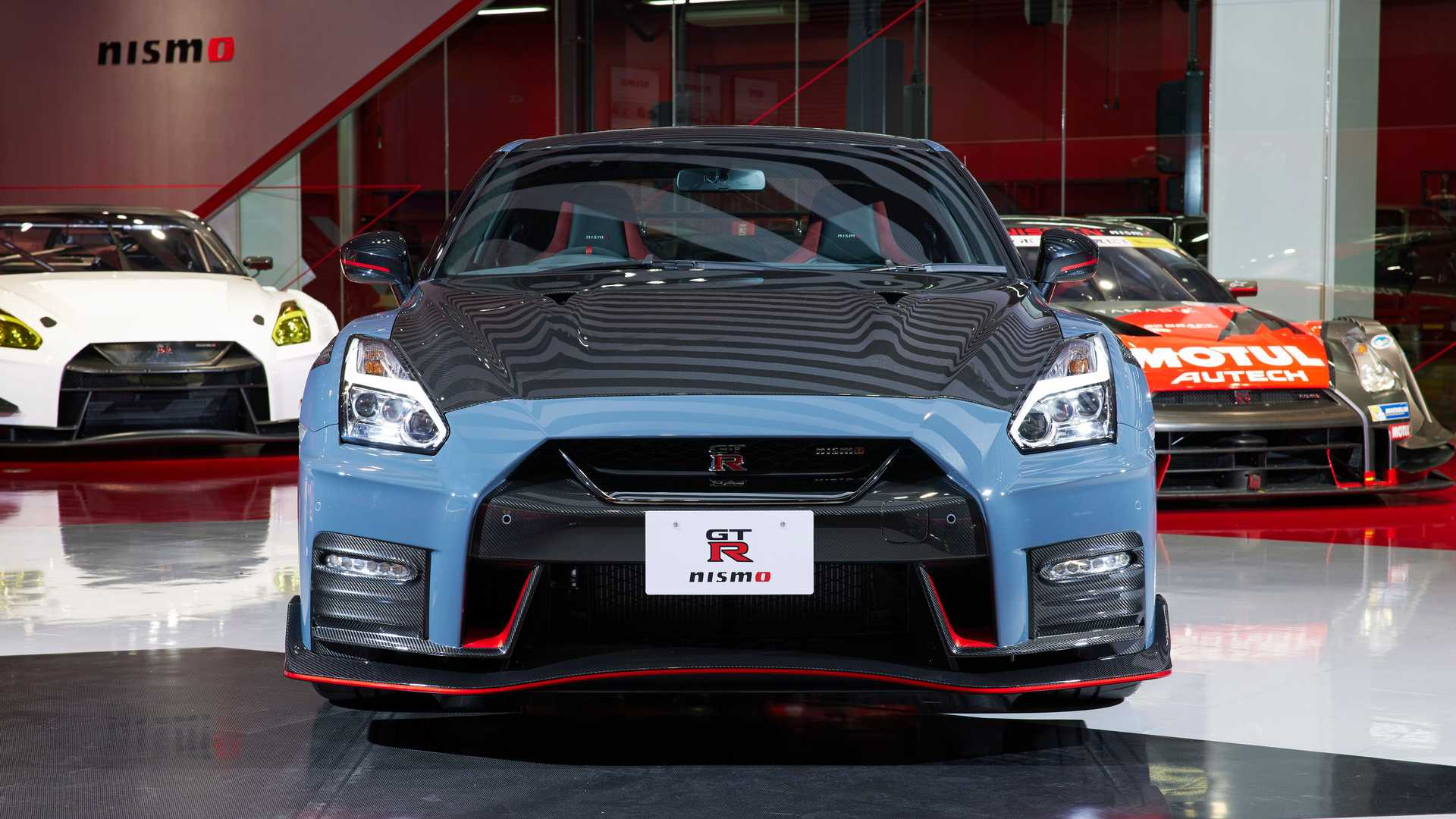 2022 Nissan GT-R Nismo Edición especial