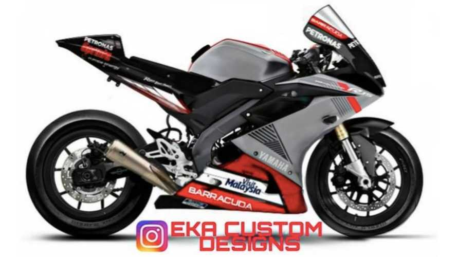 Yamaha YZF-R15 Reimagined As Dedicated Track Weapon