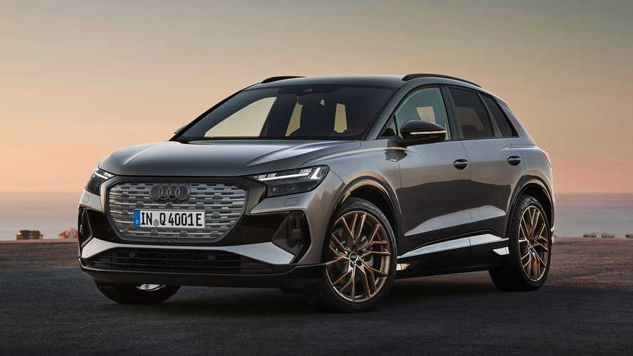 Audi Q4 E-Tron And Q4 Sportback E-Tron Revealed: Two Cute Compact EVs