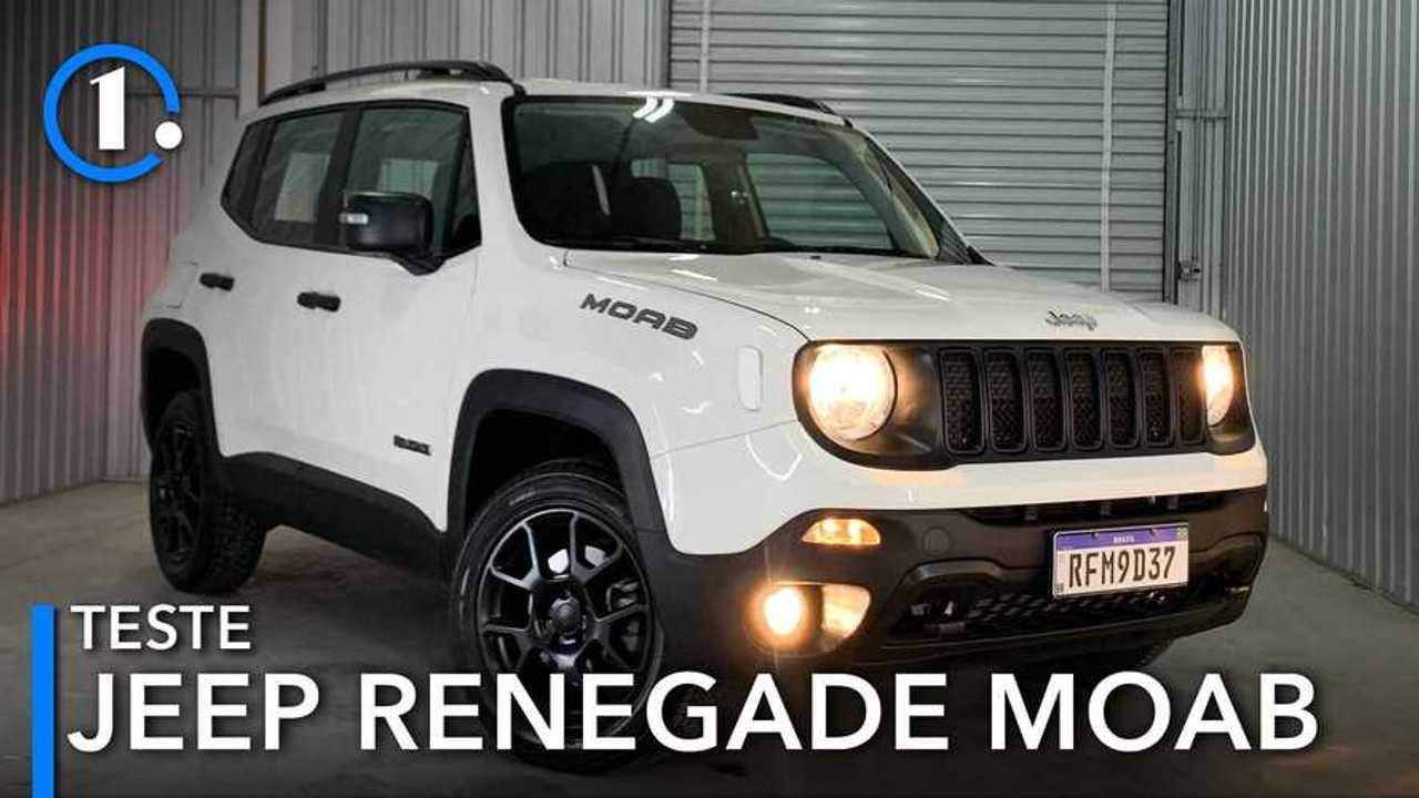 Jeep Renegade Moab - Capa