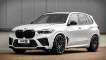 H&R Gewindefedern für den BMW X5 M