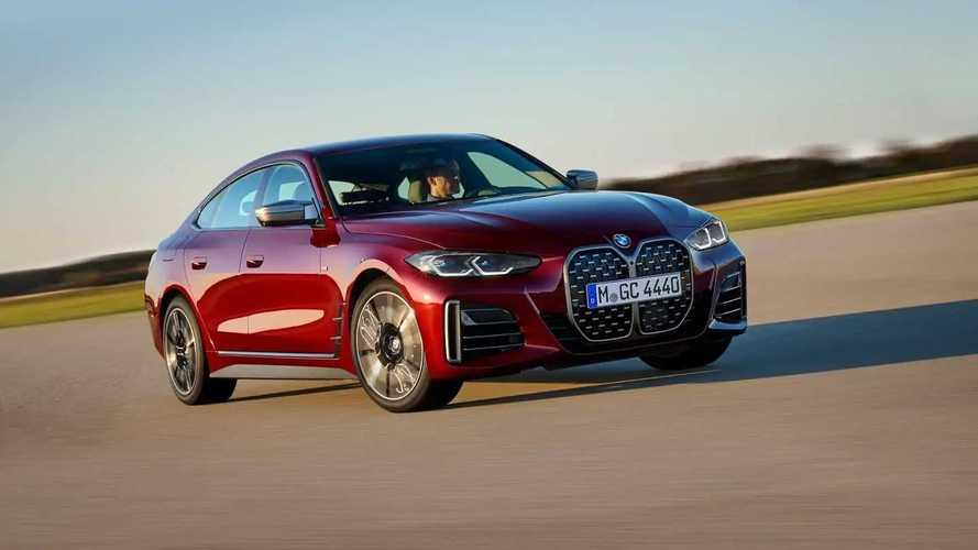 4-es BMW két extra ajtóval, avagy megjött a Gran Coupe is