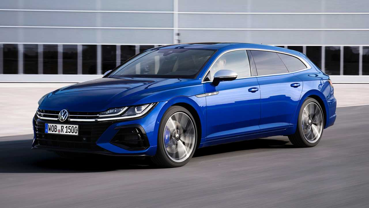 VW Arteon R Shooting Brake 2020
