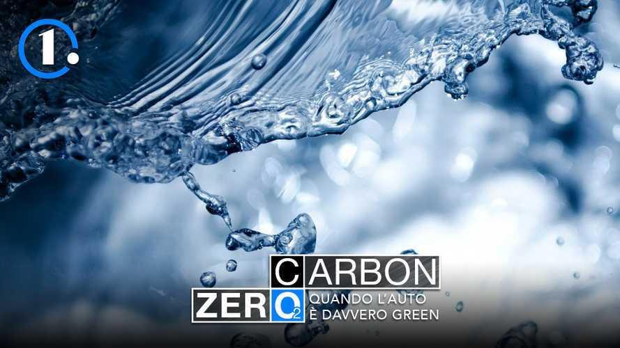 Quanta acqua serve per produrre un'auto?