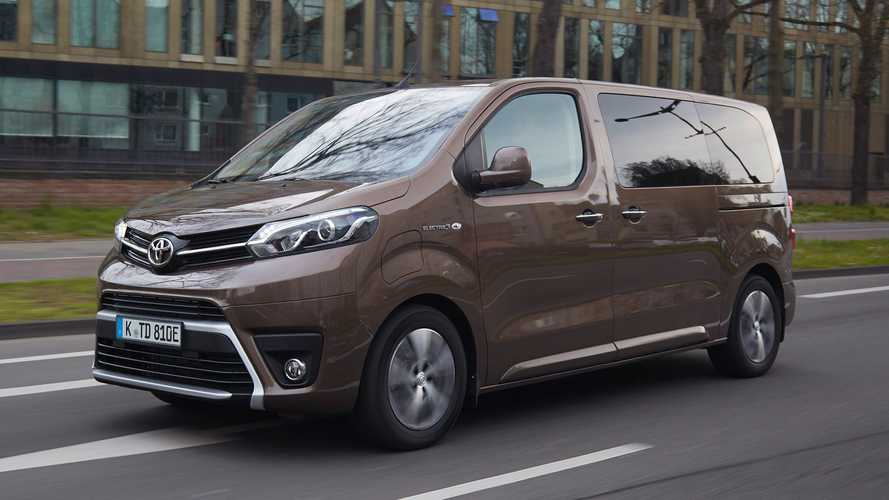 Toyota Proace Electric (2021)
