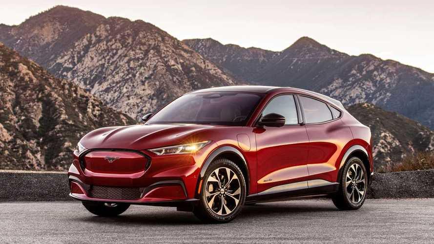 Ford Will Address Mustang Mach-E Overheating From Regen Braking