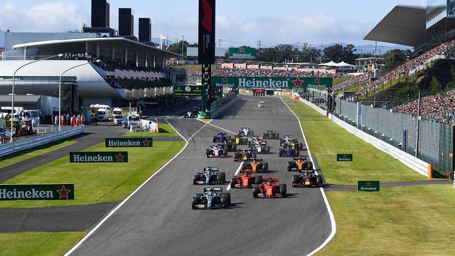 Suzuka gets new three-year deal to host Japanese GP