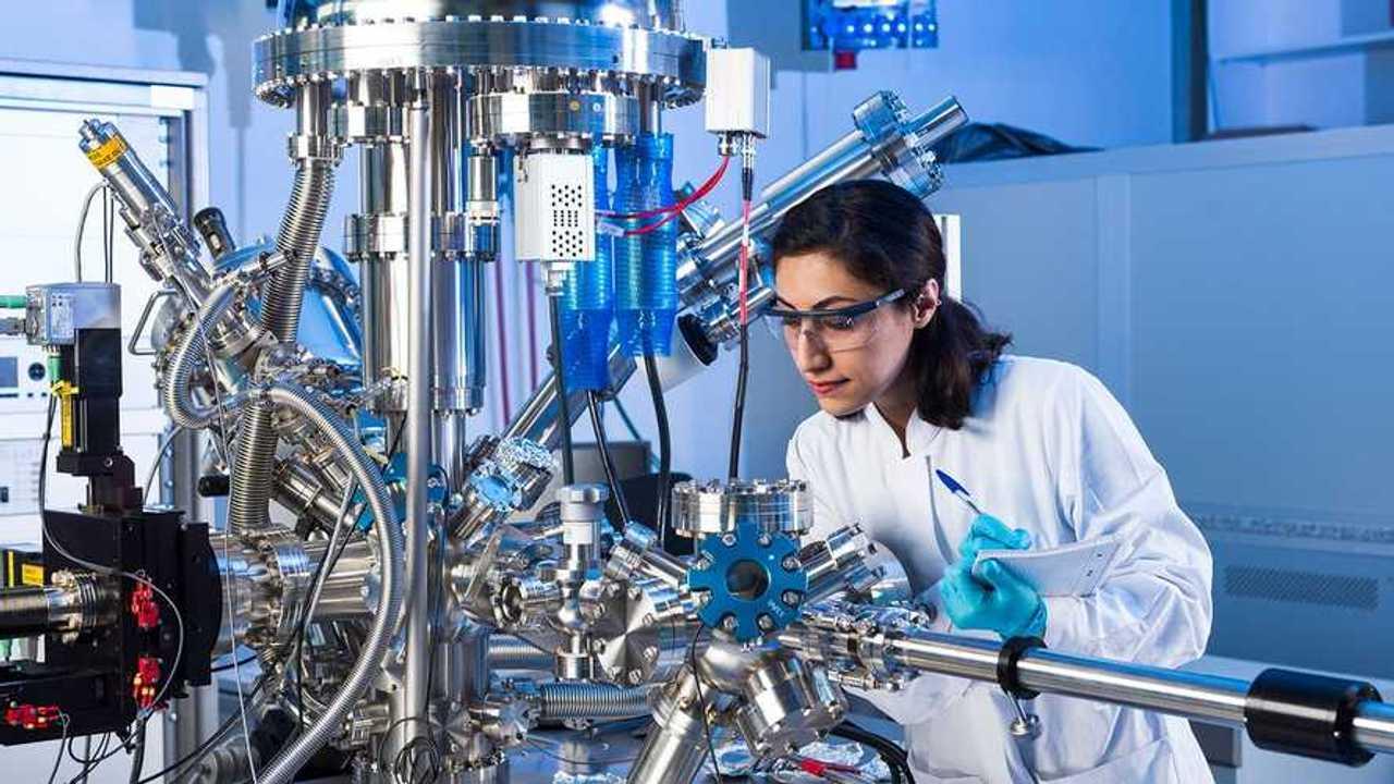 Un laboratorio dell'Istituto Karlsruhe