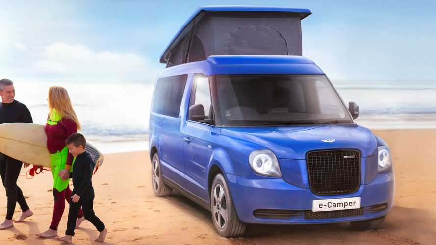 London Electric Vehicle Company Branches Out With New Camper Van