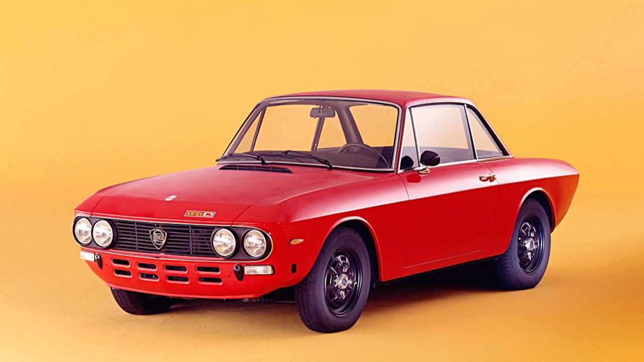 Lancia Fulvia Coupé Safari (1973-1976)