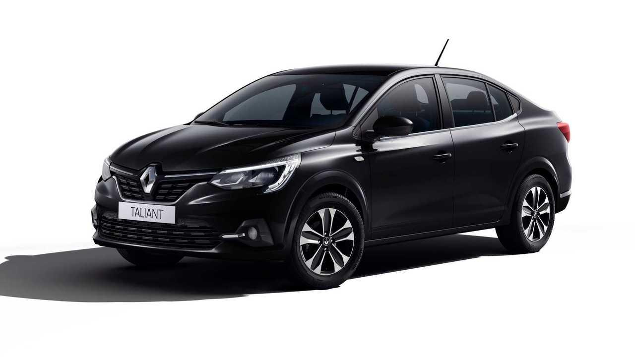 Renault Taliant Offizielle Fotos