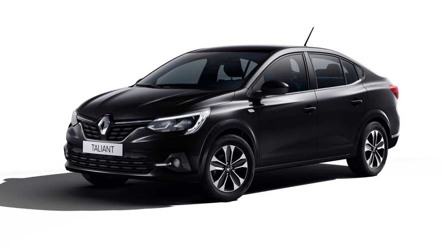 Novo Logan? Renault Taliant é revelado oficialmente e deve chegar ao Brasil