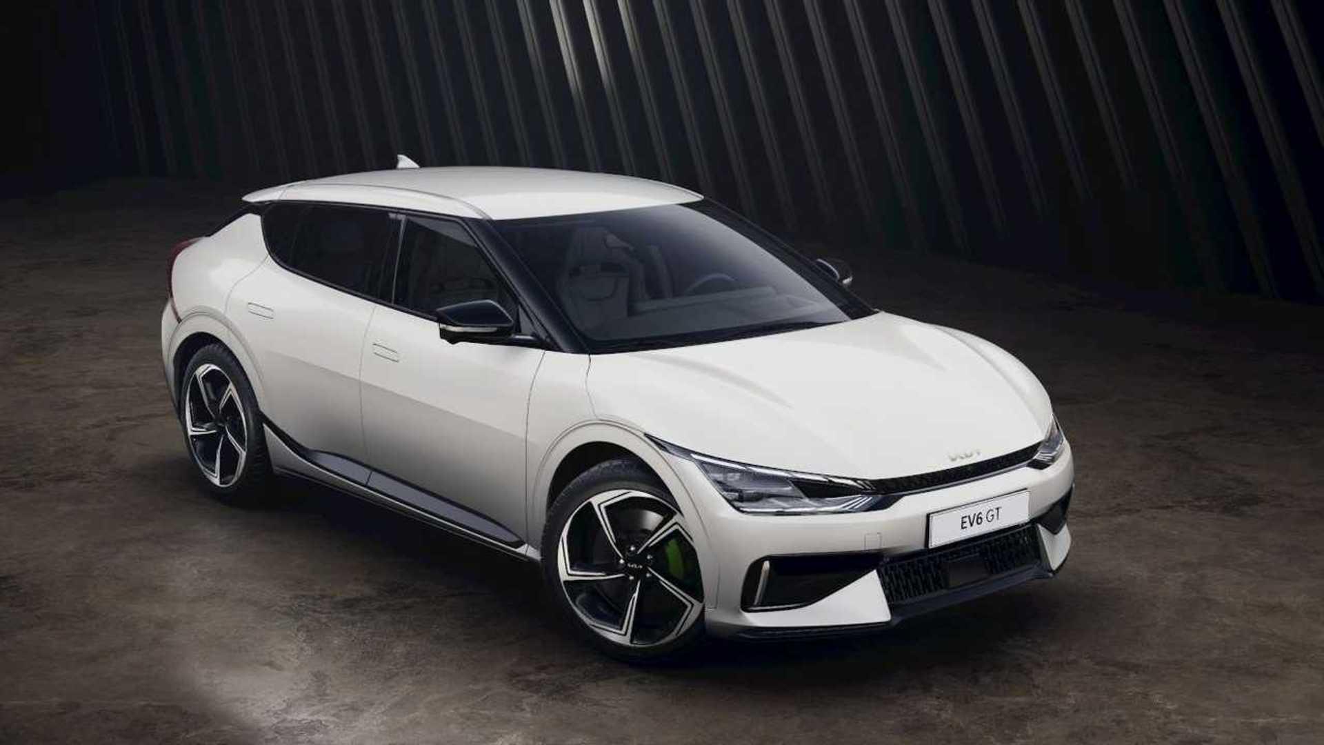 2022 Kia EV6 GT
