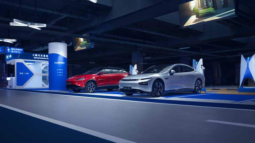 China: Xpeng's Charging Network Exceeds 1,000 Stations