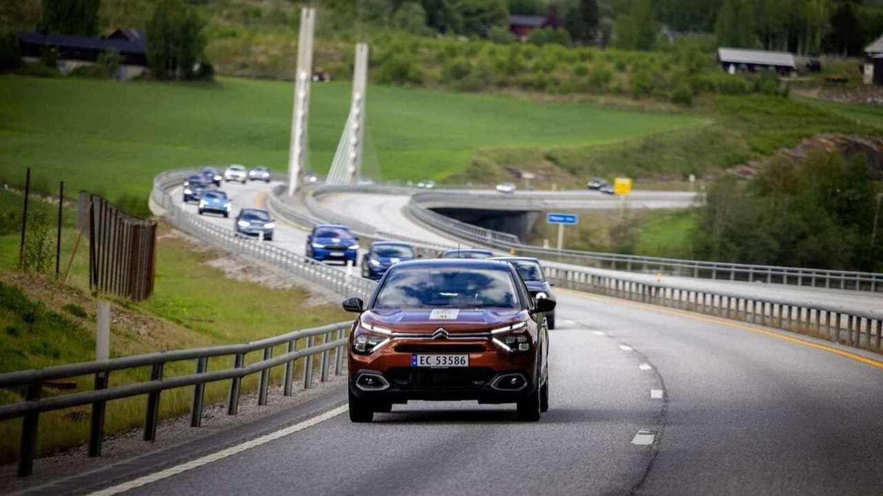 Норвежский эксперимент на дальнобойность
