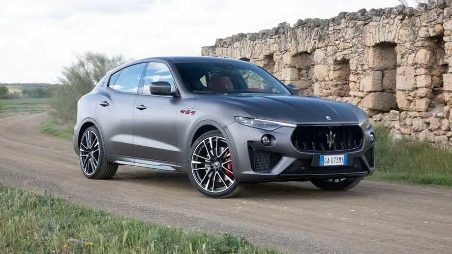 Prueba Maserati Levante Trofeo: un SUV nacido para correr